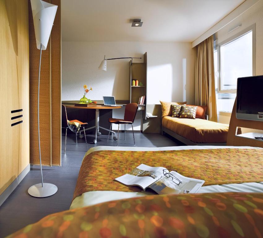 Aparthotel adagio nantes centre nantes tarifs 2018 for Aparthotel nantes