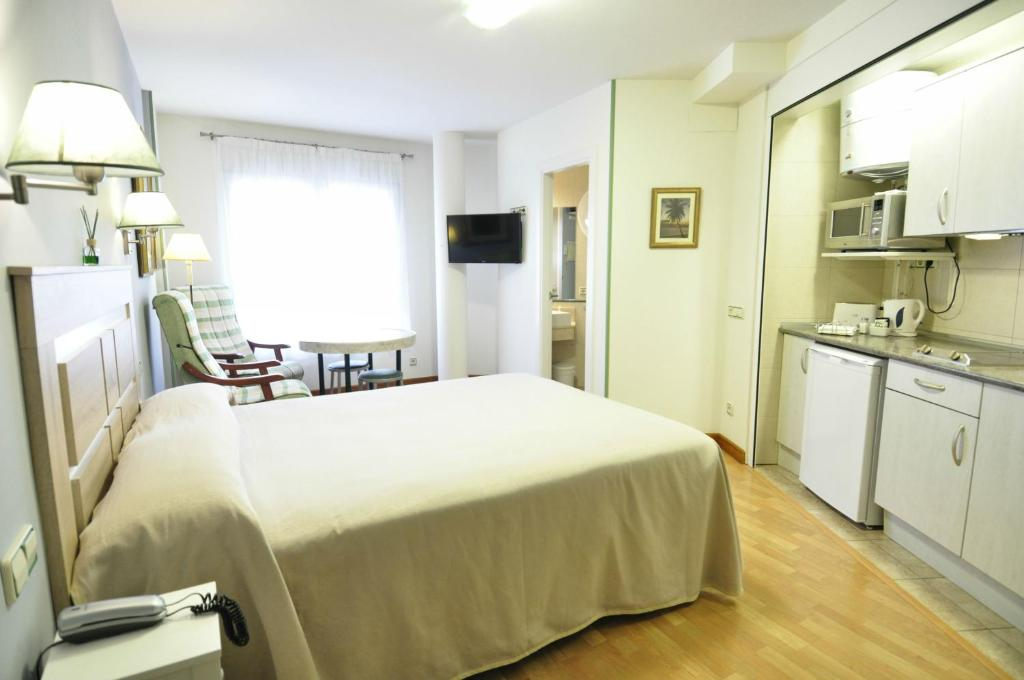 Apartments In Madrona Castile And Leon