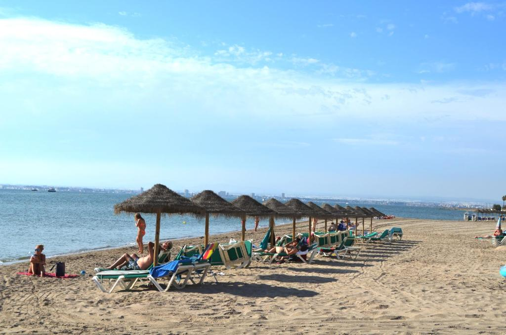 Casa rosa veneziola la manga del mar menor precios actualizados 2019 - Casa rosa murcia ...