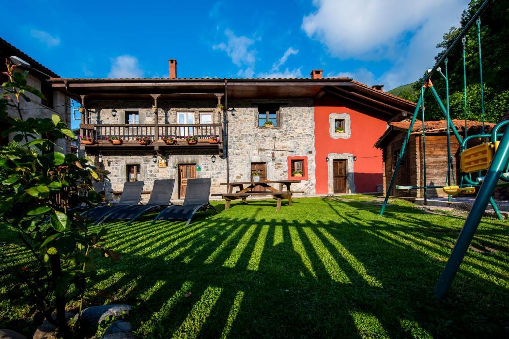 92afabc4b1399 Holiday home Casas El Encanto Del Valleval