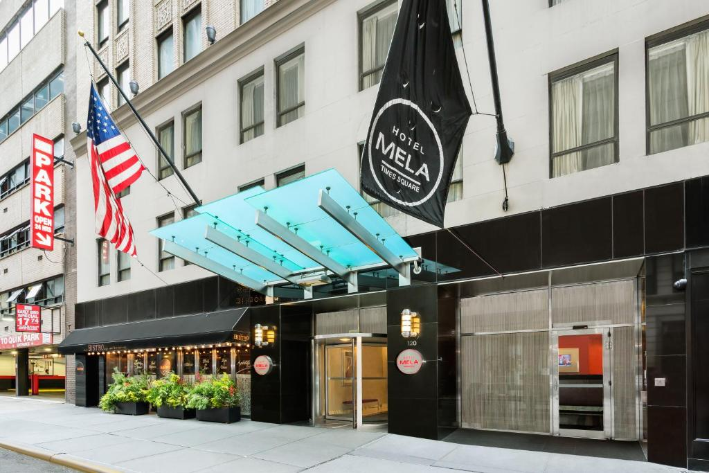 The Manhattan At Times Square Hotel Reviews