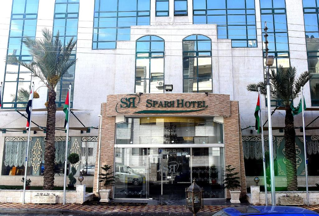 Sparr Hotel Amman Jordan Booking Com