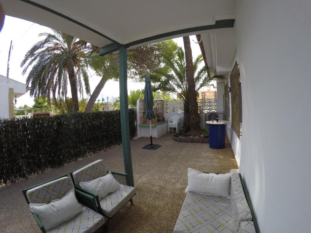 Imagen del Aparsol - Casa Bassets