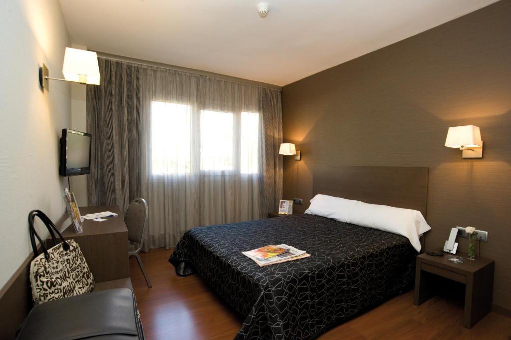 Los hoteles más reservados en Alcalá de Henares el mes pasado