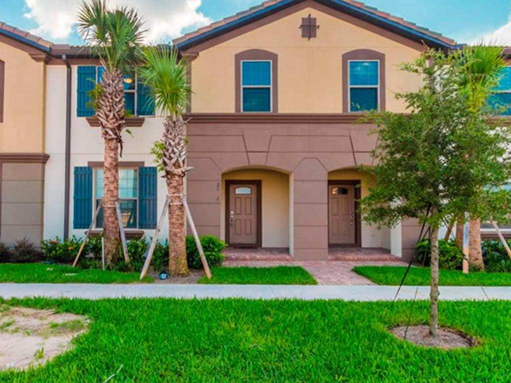 Vacation Home Five Bedroom House Kissimmee Fl