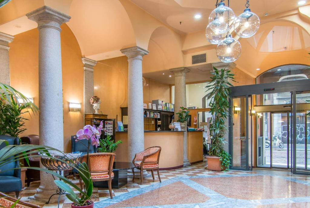 Gallery image of this property. Hotel Regina  Milan  Italy   Booking com