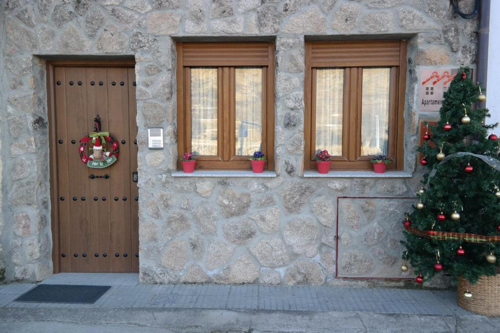 Apartments In Navalonguilla Castile And Leon