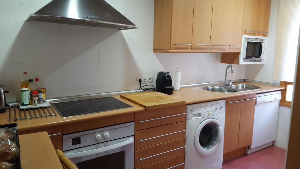 Apartamentos Alcañiz IV fotografía