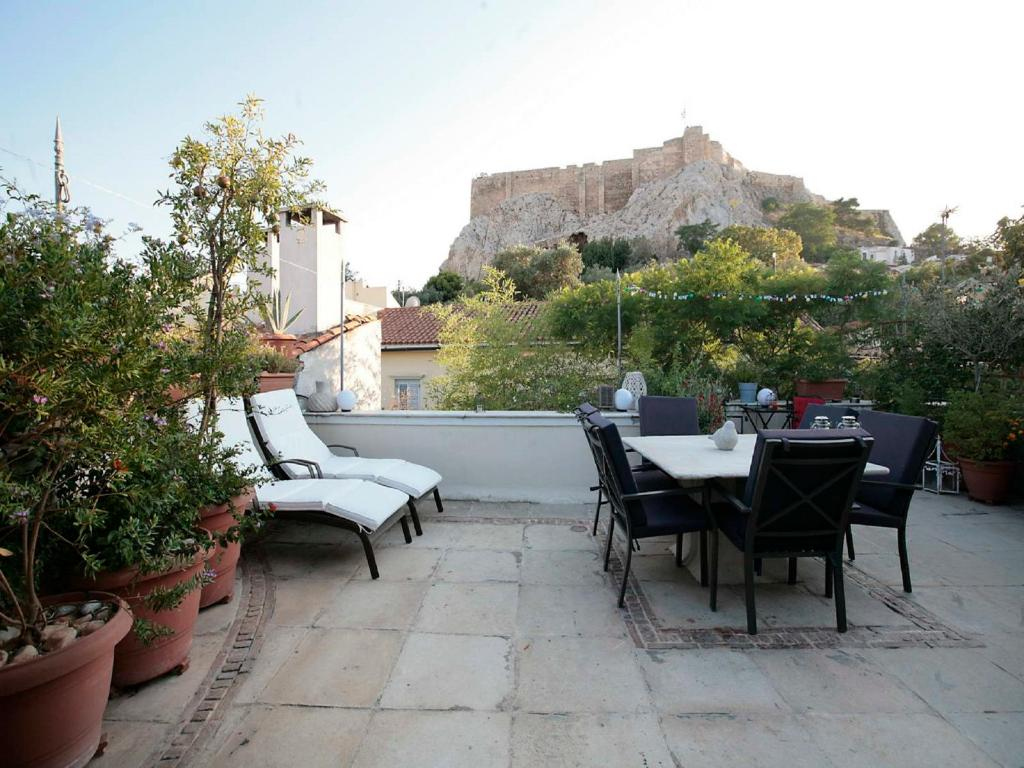 Villa Neoclassical house under Acropolis Athens Greece Bookingcom