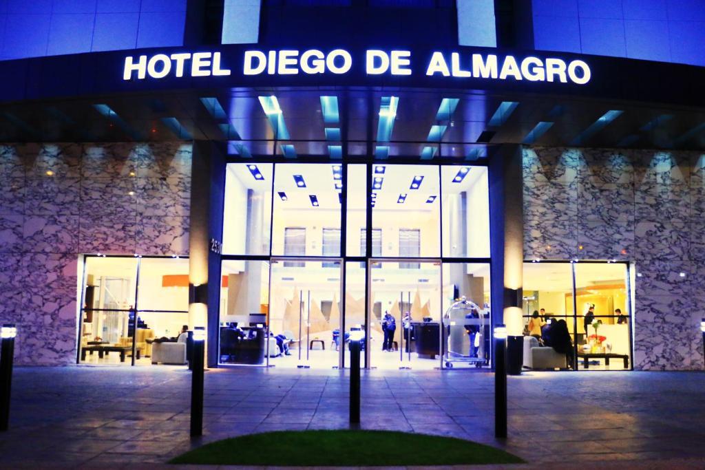 Sex guide Diego de Almagro
