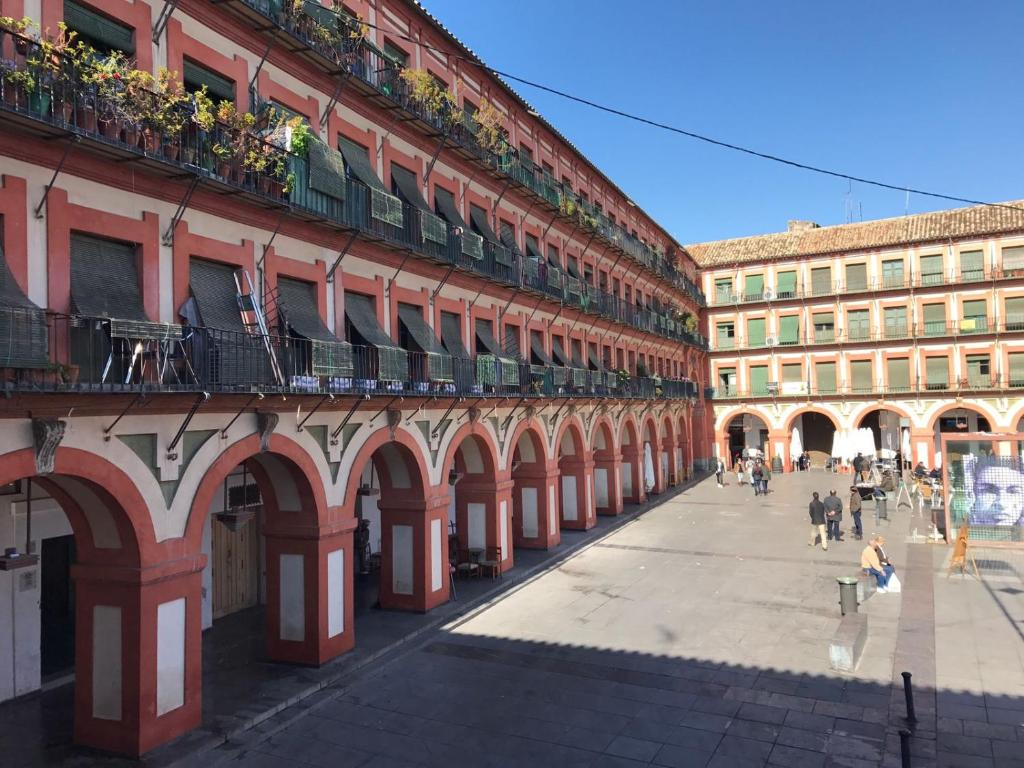 Apartamento Plaza De La Corredera