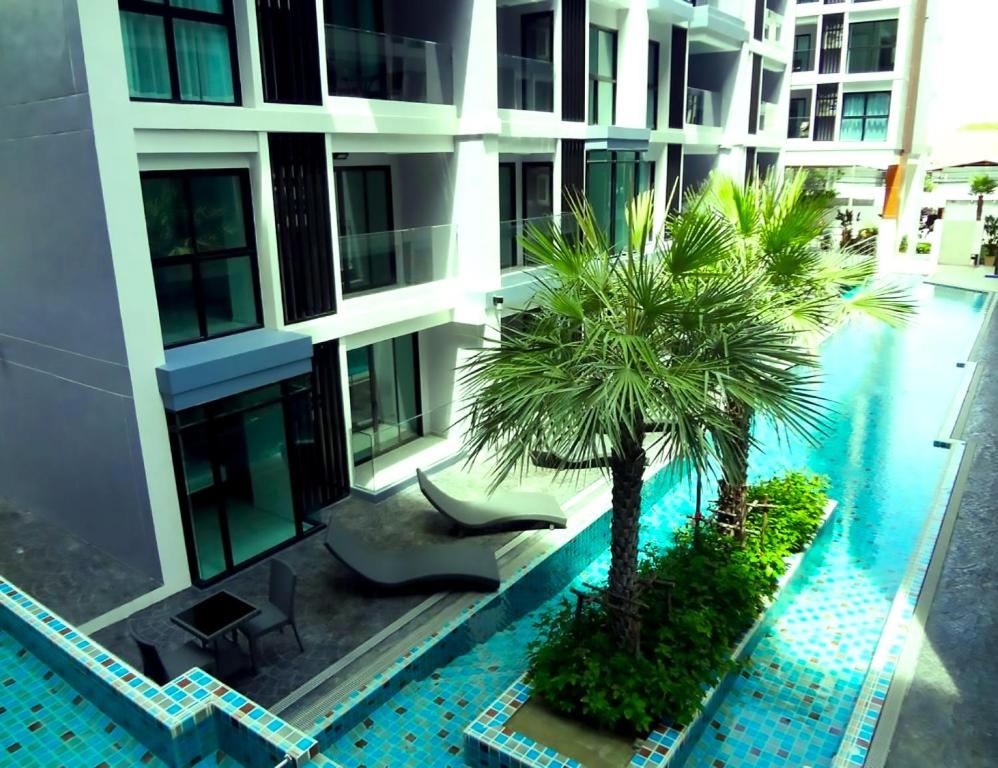 Apartment Garden Tropical Siam, Pattaya South, Thailand - Booking.com