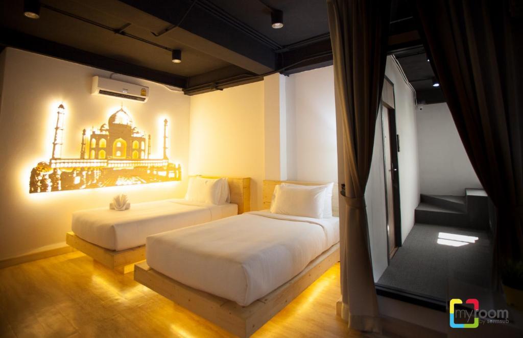 Hotel My Room By Sermsub, Aranyaprathet, Thailand - Booking.com