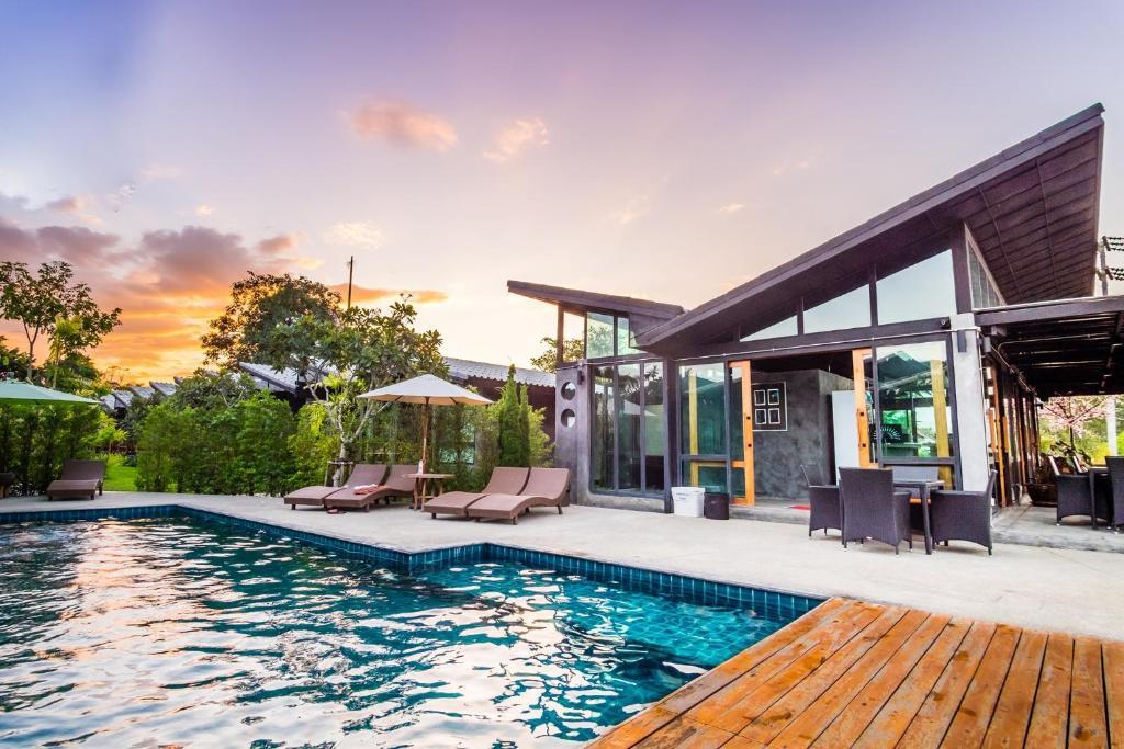 Family House Zen Boutique Resort, Pai, Thailand - Booking.com on minimalist pool design, zen pool comics, zen pool deck, zen pool book,
