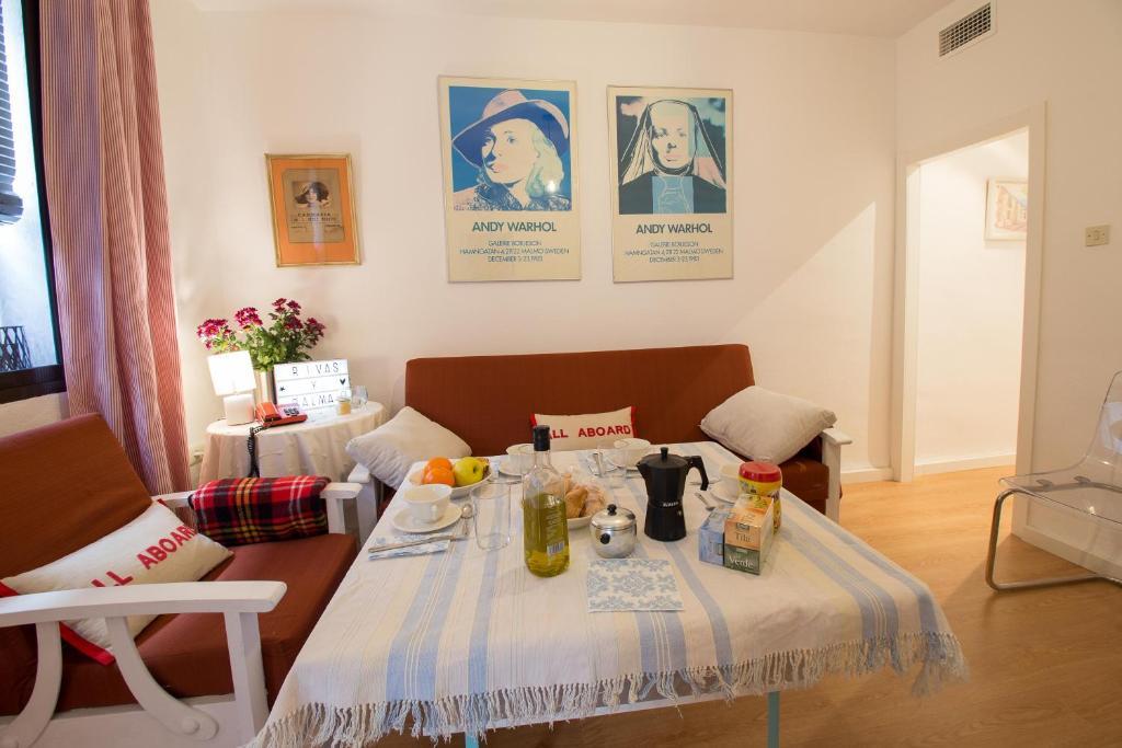 Apartamento Rivas y Palma