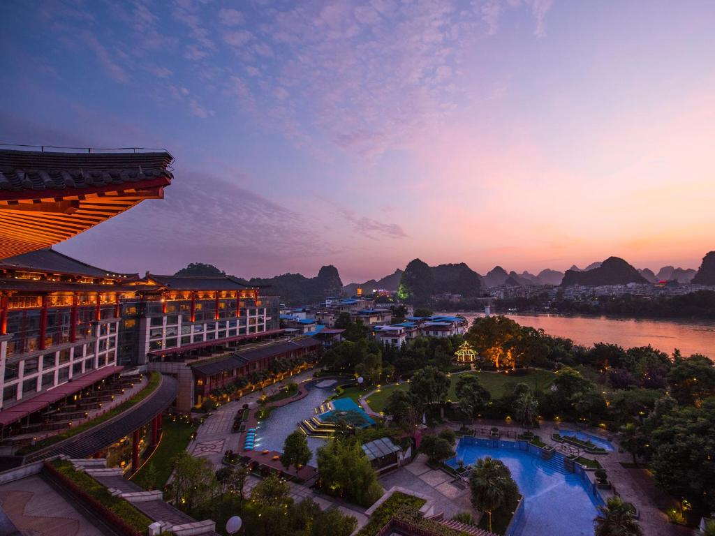 Shangri La Hotel Booking