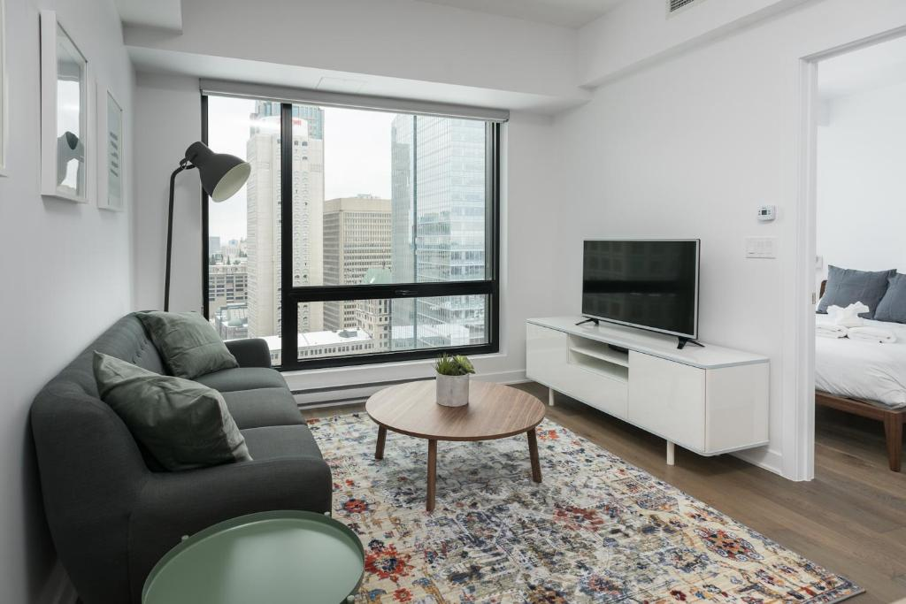 Apartment 1 Bedroom Sonder Montreal Canada