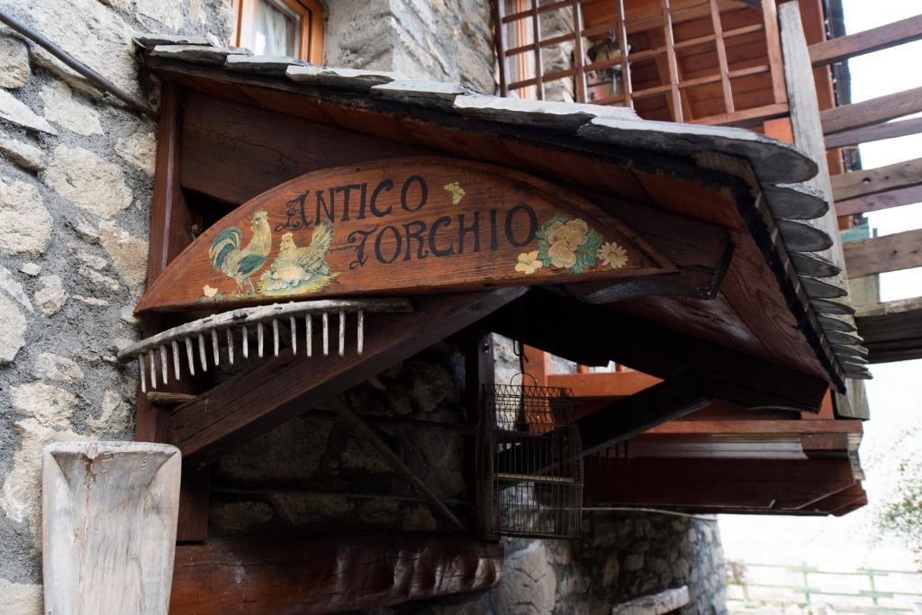 Hôtel proche : Antico Torchio