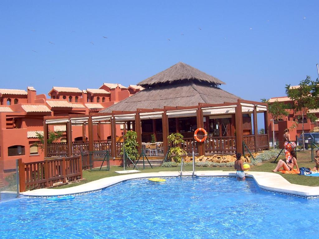 The swimming pool at or near Albayt Resort & Spa