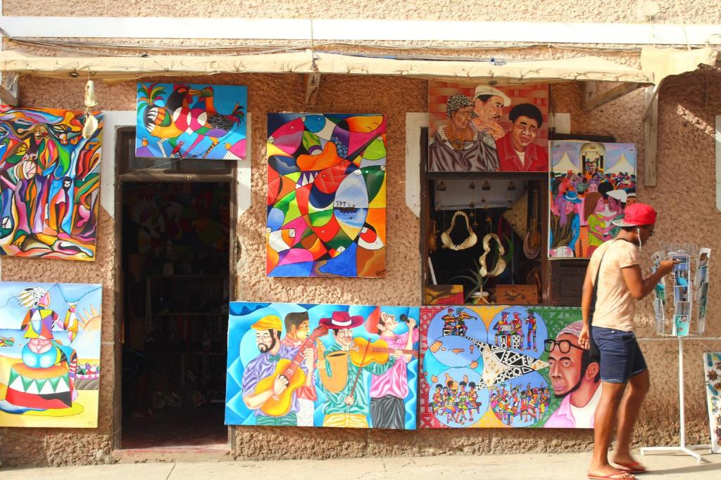 Apartment Commercial, Santa Maria, Cape Verde - Booking.com