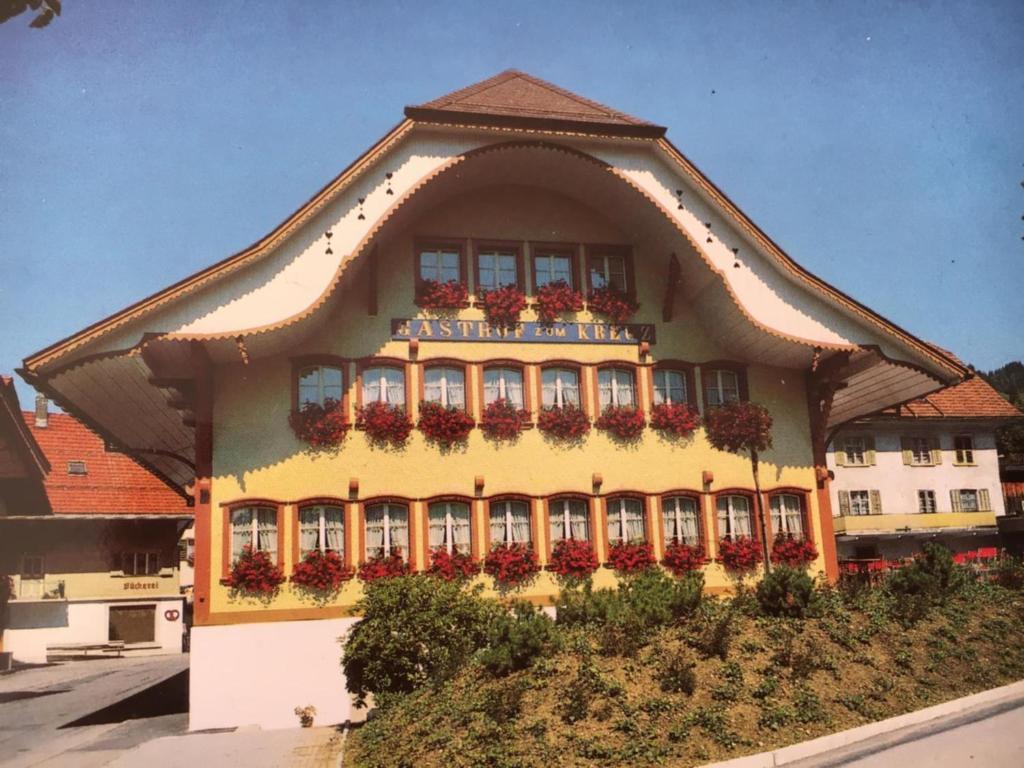 Hotel Gasthof Zum Kreuz, Marbach, Switzerland - Booking.com