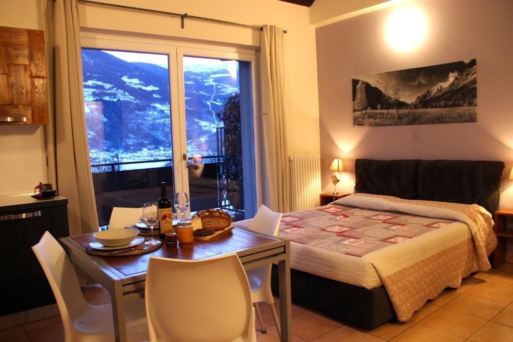 Apartments In Allein Valle D