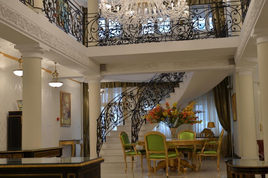 Garni Hotel Helvetia Belgrade Serbia Booking Com