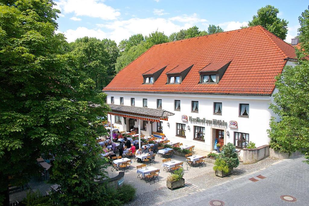 Hotel Zur Muhle Ismaning Germany Booking Com