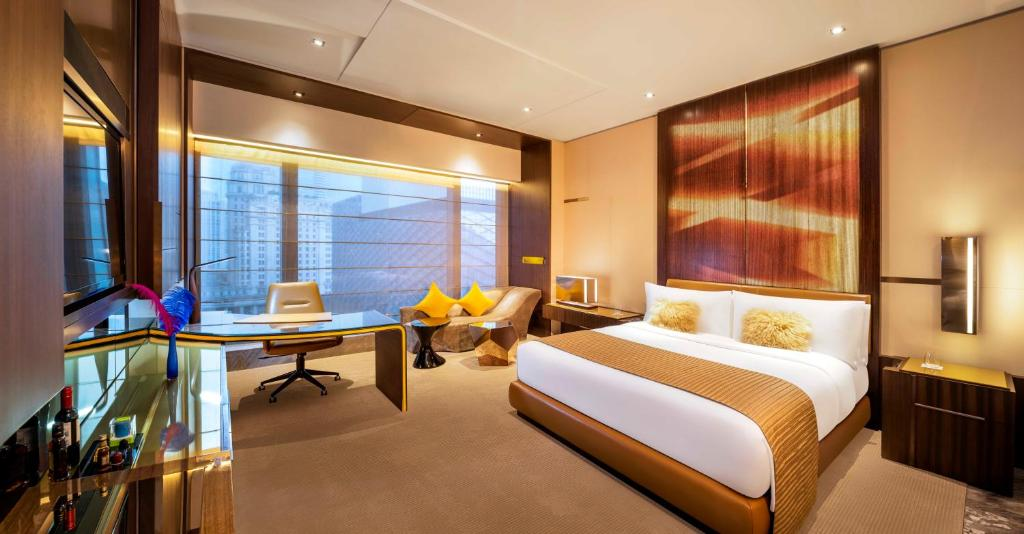... Gallery image of this property ... & Hotel W Guangzhou China - Booking.com