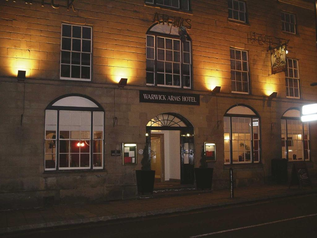 The Warwick Arms Hotel, Warwick – Updated 2019 Prices 343b18d29719