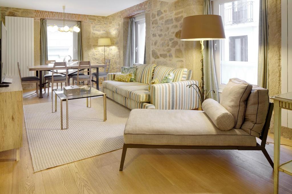 Zona de estar de Hika Mika Apartment by FeelFree Rentals