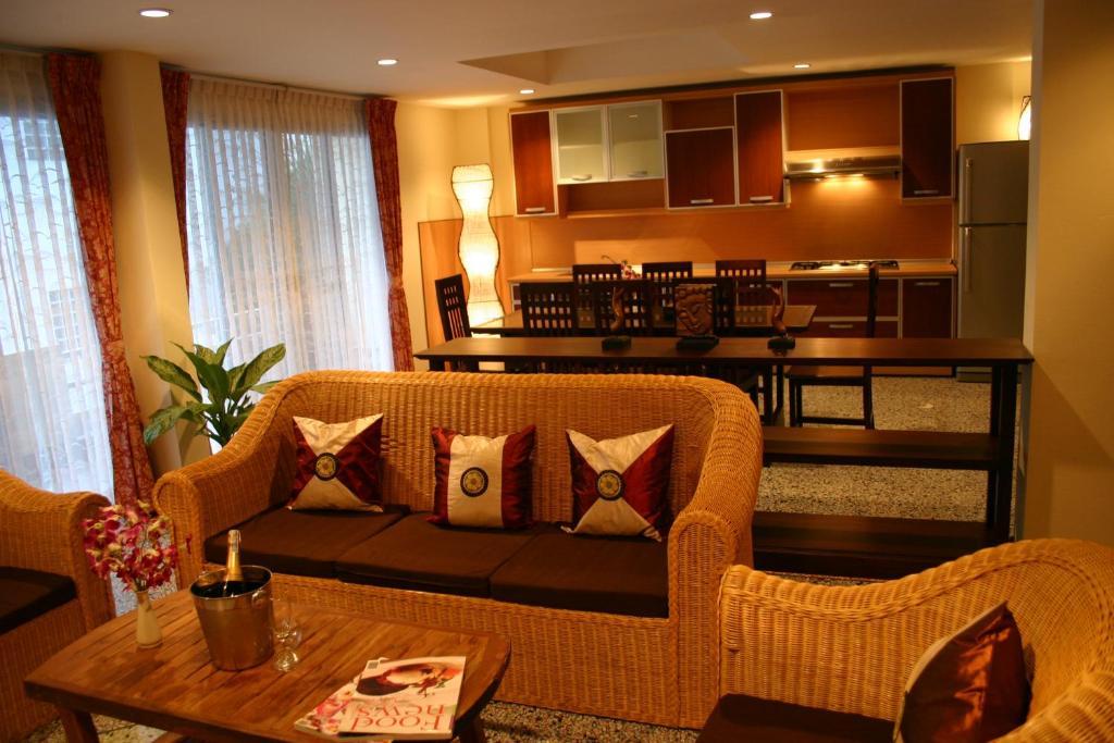 Tolmaj Family Apartment Ao Nang Beach Thailand Booking Inspiration Family Living Rooms Property