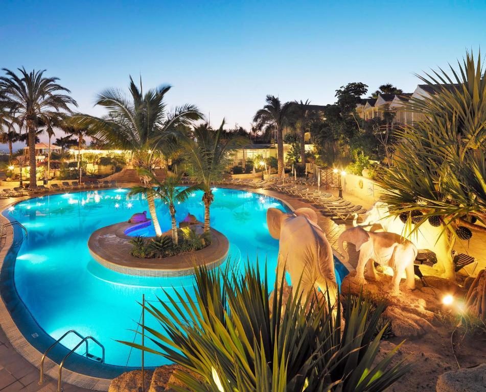 Hotel Gran Oasis Resort Playa Las Americas Tenerife