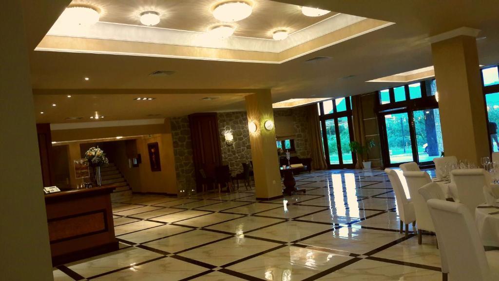 Grand Meteora Hotel Kalabaka Greece Booking Com