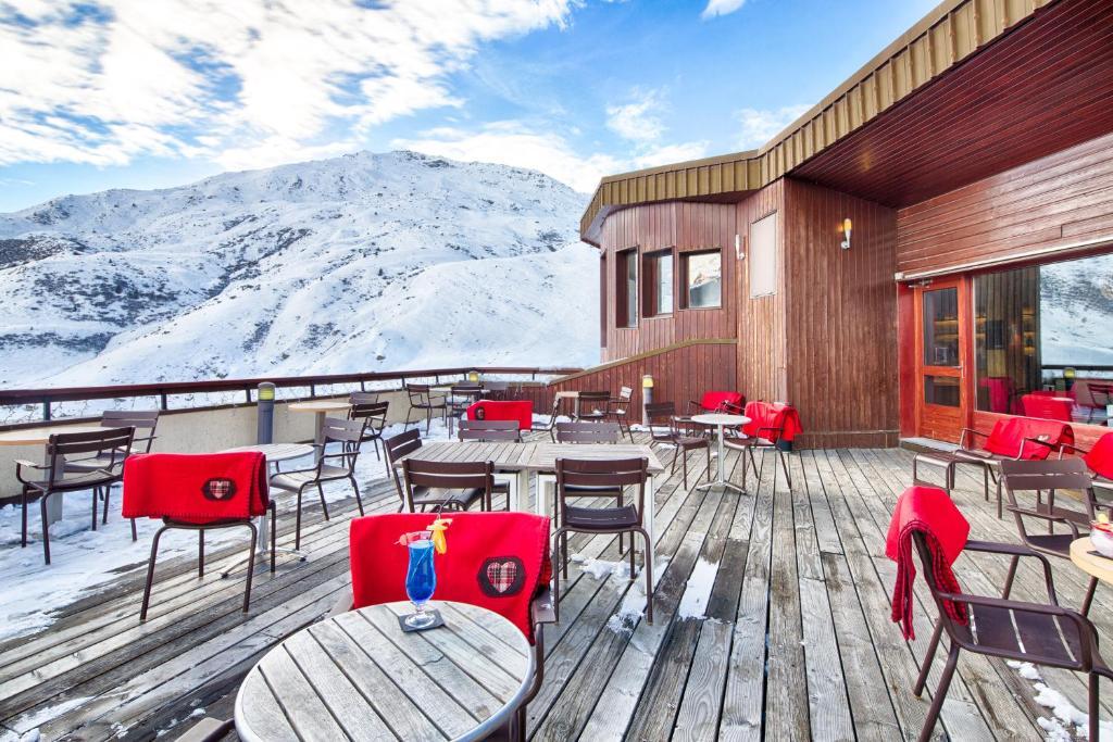 Latitudes Hotel Bruyeres Les Menuires France Bookingcom