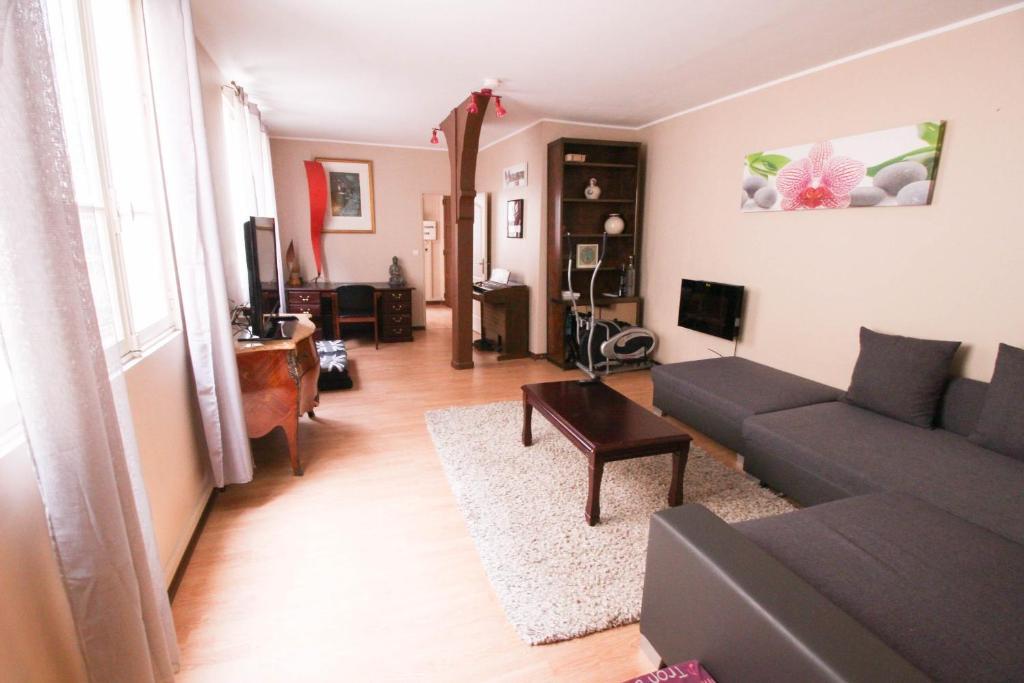 appartement luckey homes - rue des jeuneurs  france paris