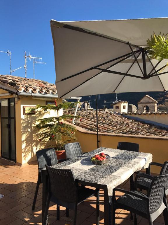 Vacation Home La Terrazza di Campo de\' Fiori, Spoleto, Italy ...