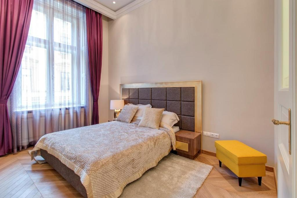 Apartment Room Count count zrinyi street apartment, budapest, hungary - booking