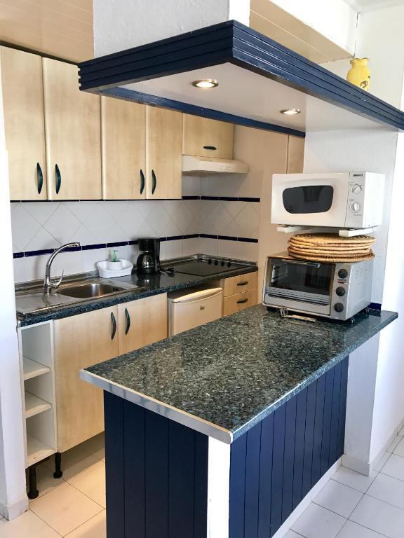 Apartamentos Playa Los Barqueros foto