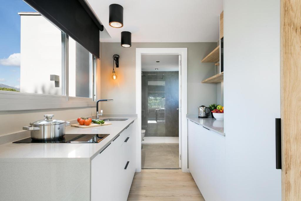 gran imagen de Apartamentos Porta Coeli