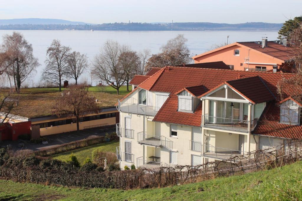 Ferienwohnung Terrasse Am See Deutschland Meersburg Booking Com