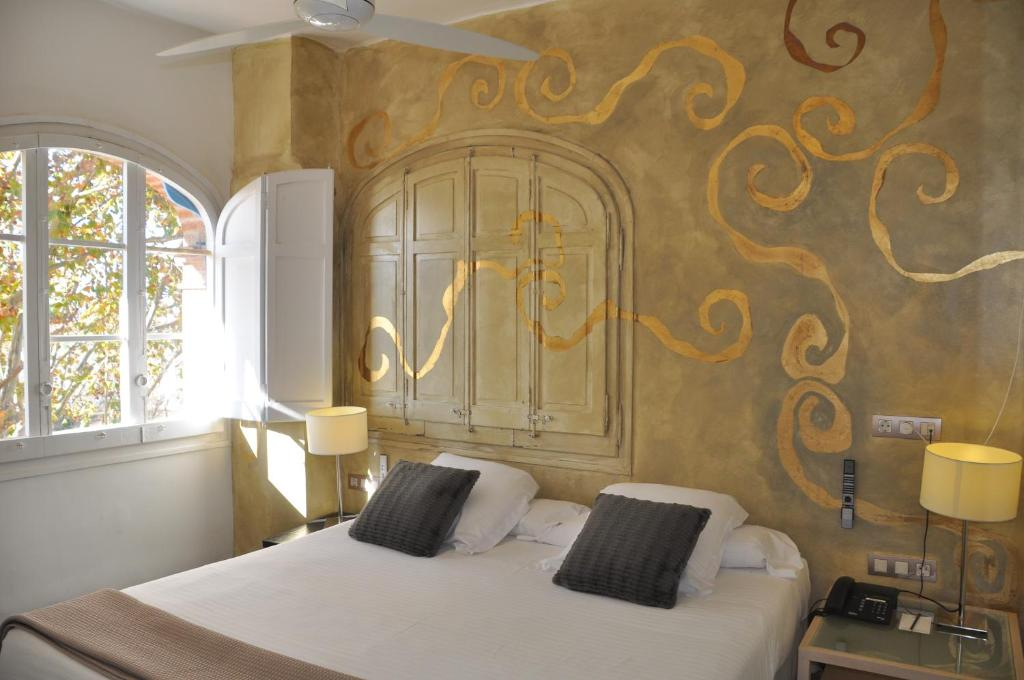 boutique hotels la selva del camp  12