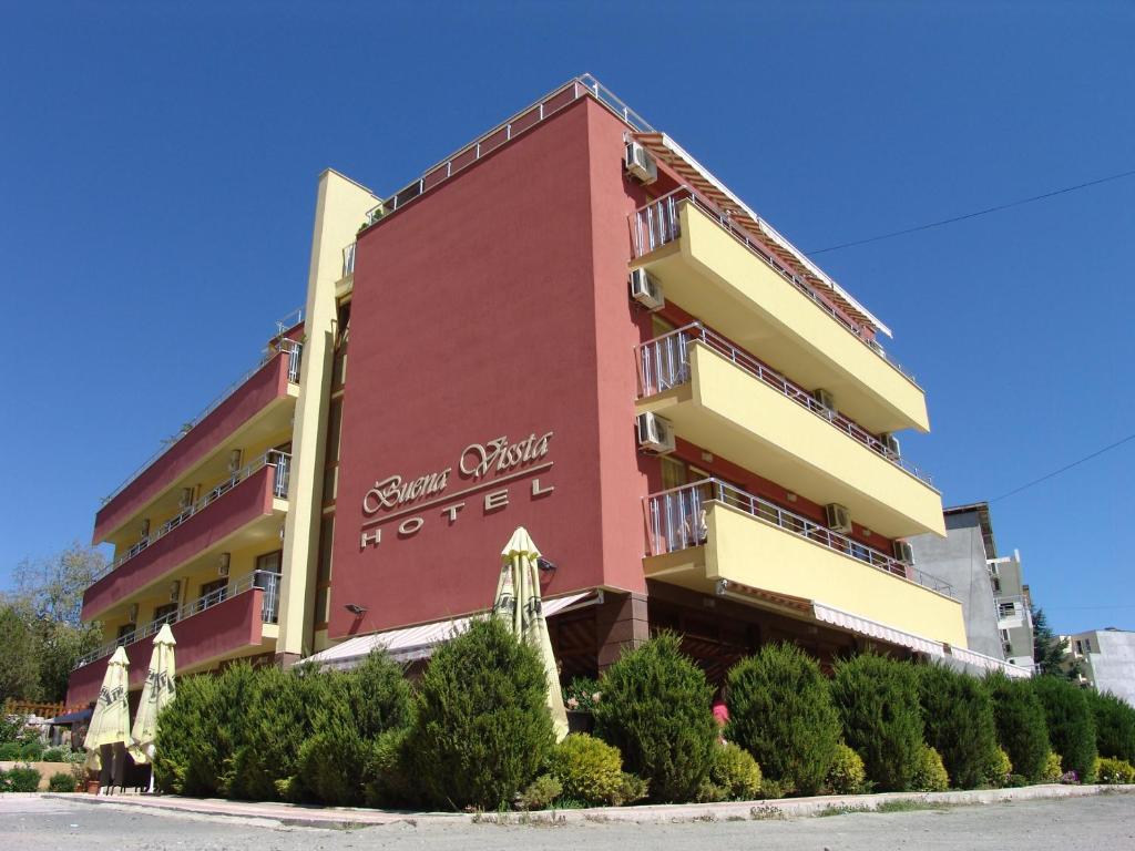 Хотел Буена Виста - Приморско