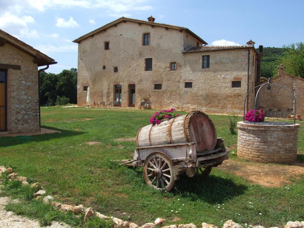 Agriturismo Soggiorno Taverna (Italia Sovicille) - Booking.com