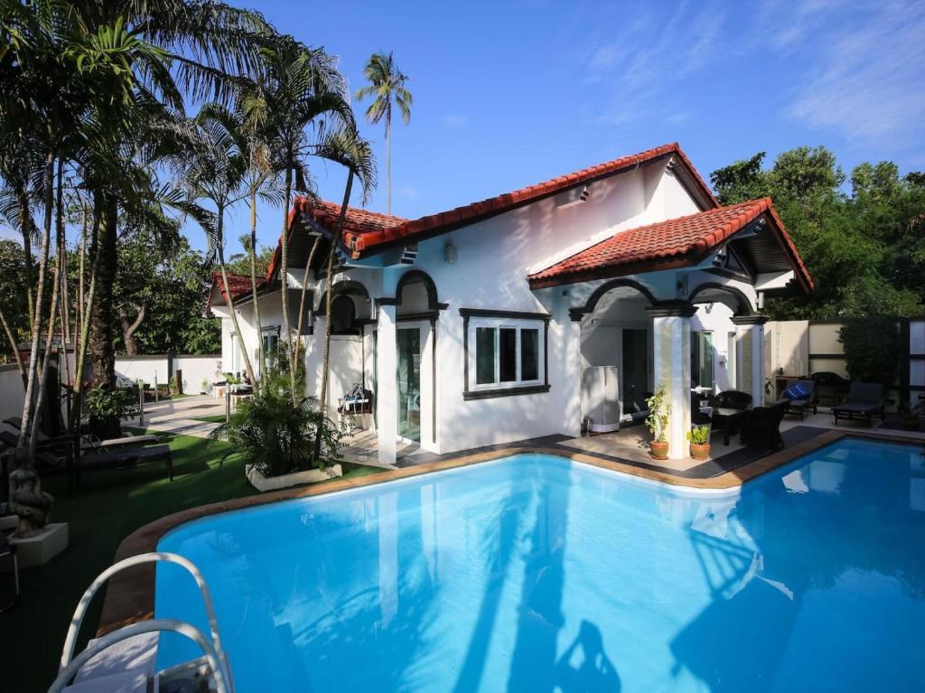 5 Bedroom Villa Fisherman U0026 39 S Village  Bophut  Thailand