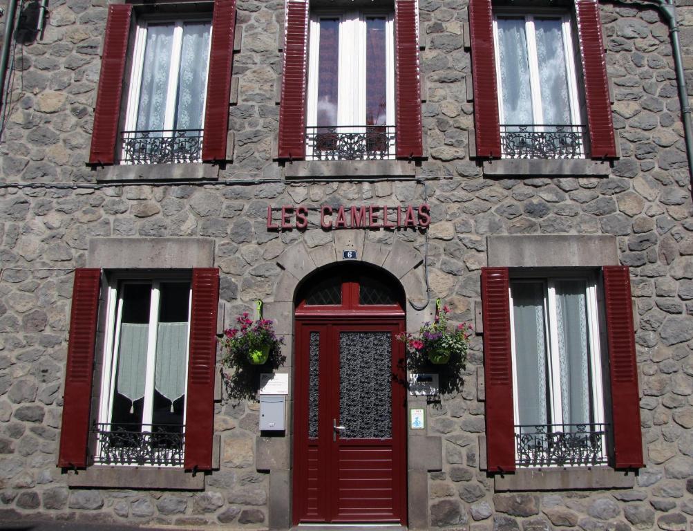 Apartments In Saint-bonnet-près-orcival Auvergne