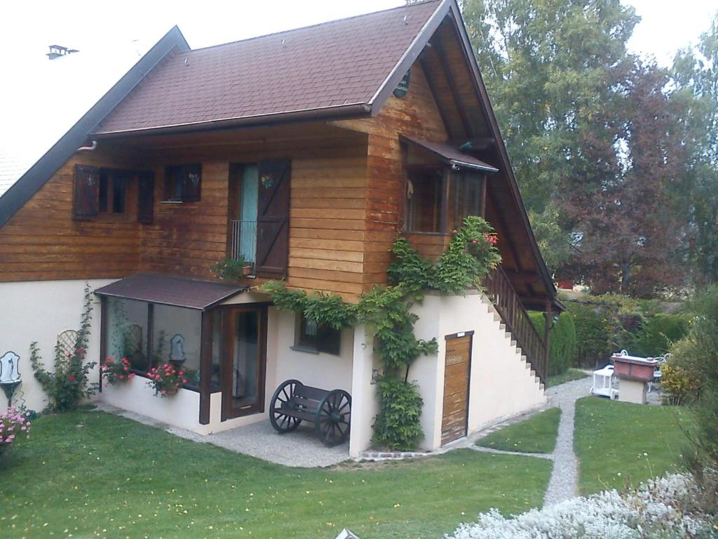 Apartments In Orbey Alsace
