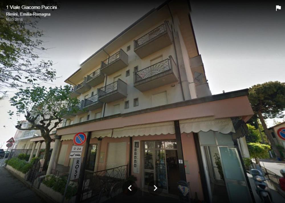 Hotel rosy rimini italy for Reservation hotel italie