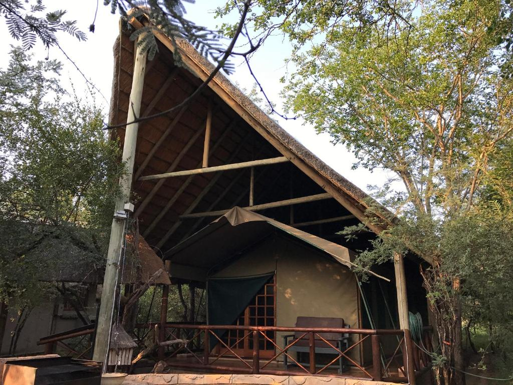 Gallery image of this property & Hotel Maerua Luxury Safari Tents Marloth Park South Africa ...