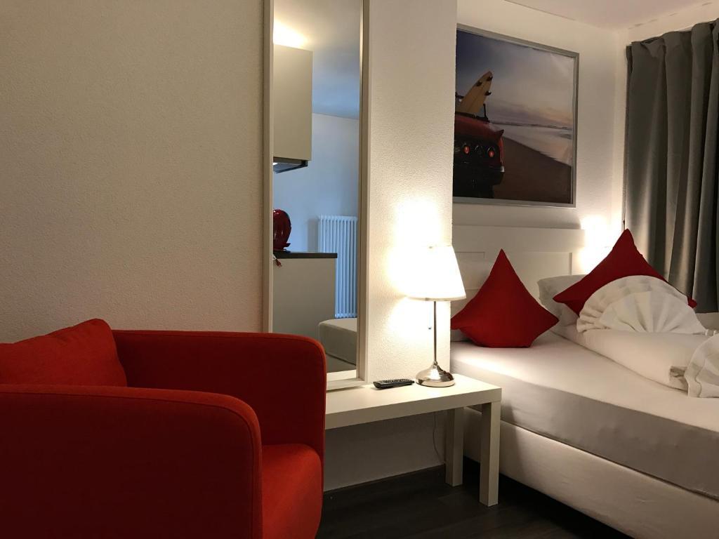 INSIDE FIVE City Apartments Zurich Switzerland